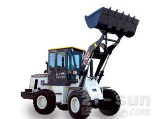 金正神力ZL16轮式装载机图片