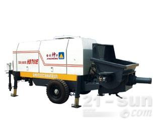 金正神力HBT60E拖泵图片