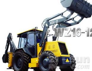 金正神力WZ16-12挖掘装载机图片