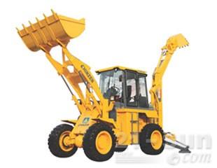 金正神力WZ30-25挖掘装载机