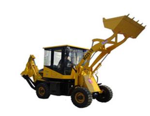 全工机械WZ25-12挖掘装载机