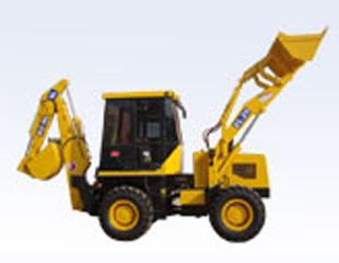 全工机械WZ25-20挖掘装载机