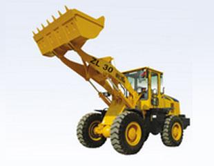 全工机械ZL-30轮式装载机