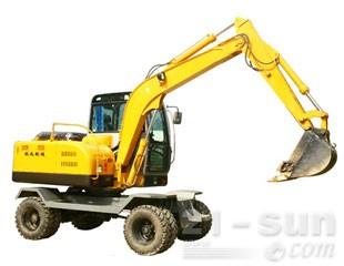 农友NYW-06-LT轮式挖掘机