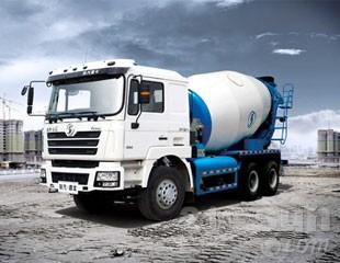 陕汽F30006×4/F20006×4混凝土搅拌运输车