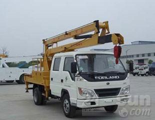 东风DFJDF5050JGKB高空作业车