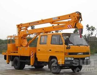 东风DFJDF5060JGKJ高空作业车
