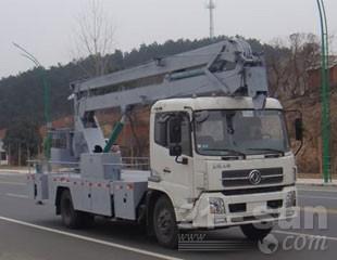 东风DFJDF5110JGKDFL高空作业车