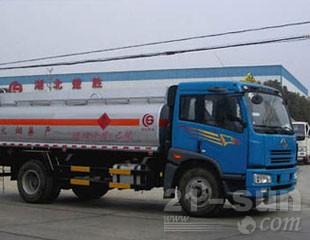 东风DFCSC5160GHYC化工液体运输车
