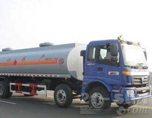 东风DFCSC5250GHYB化工液体运输车