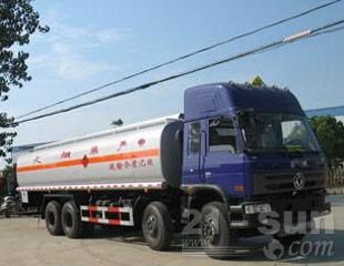 东风DFCSC5311GHY化工液体运输车
