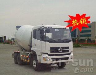 东风DFDFZ5251GJBA3混凝土搅拌运输车
