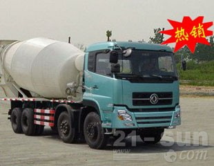 东风DFDFZ5310GJBA混凝土搅拌运输车