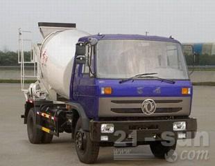 东风DFDFZ5126GJBK3G1混凝土搅拌运输车