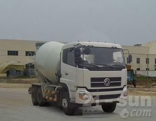 东风DFDFZ5250GJBA4S混凝土搅拌运输车