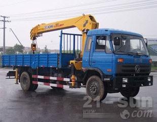 东风DFXZJ5160JSQD汽车起重机图片