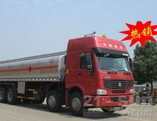 东风CSC5310GJYZ斯太尔油罐车