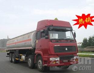 东风CSC5312GJYZ斯太尔油罐车