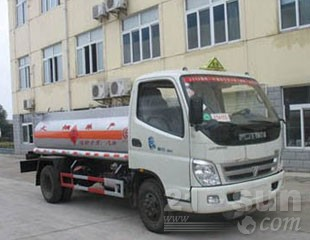 东风CSC5050GJYB福田油罐车