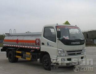 东风CSC5060GJYB福田油罐车