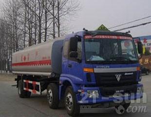 东风CSC5250GJYB油罐车