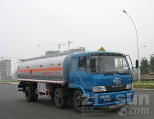 东风CSC5253GYYC解放油罐车