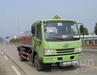 东风CSC5310GJYC解放油罐车