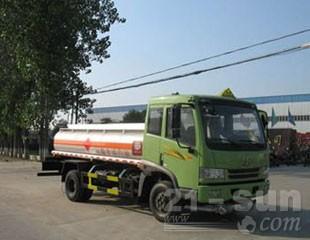 东风CSC5080GYYC解放油罐车