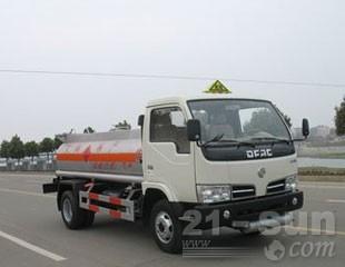 东风CSC5040GJY3东风油罐车