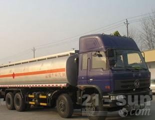 东风CSC5311GYY东风油罐车