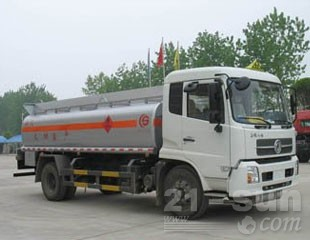 东风CSC5160GJYD东风油罐车