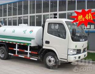 东风DFAS5062GPS东风洒水车