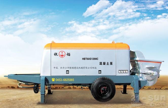 银锚HBT60S16110C拖泵