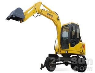 忆辉YH65-9B轮式挖掘机