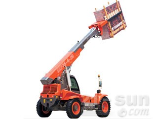 忆辉SZF35-4-L伸缩臂石材吊装机