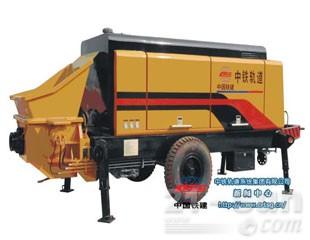 铁建重工HBT高铁专用混凝土泵图片