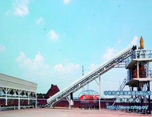 铁建重工HZS/G工程型混凝土搅拌站