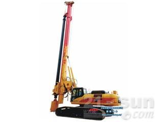 铁建重工ZTR旋挖钻机图片