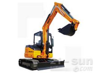 京城长野NS55R-8挖掘机