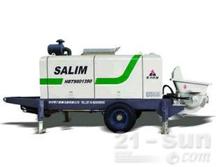 赛宇HBTS80D-13-110S电动拖式混凝土输送泵