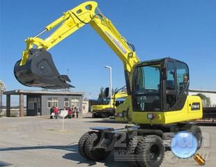 犀牛重工XN60-4L轮式挖掘机