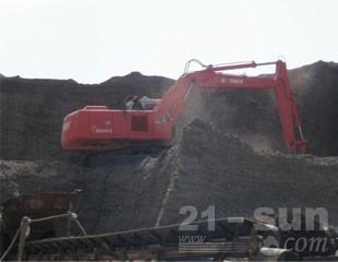 邦立重机CED260-6电动液压挖掘机