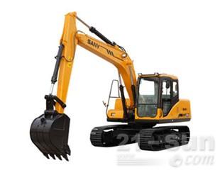 三一SY135C挖掘机
