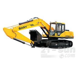 三一SY215C-9挖掘机