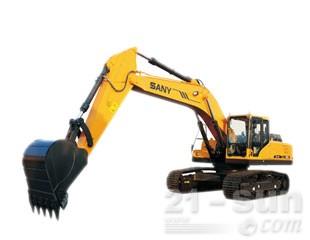 三一SY285C-9挖掘机