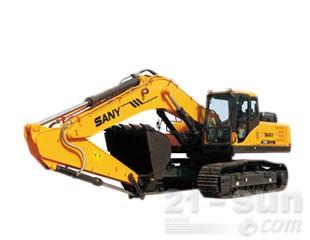 三一SY365C-8挖掘机