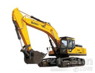 三一SY385H-8挖掘机