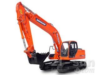 斗山DX230LC挖掘机