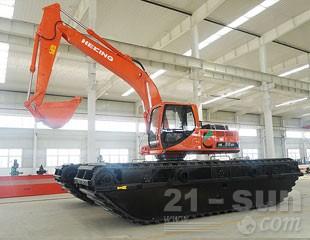 合矿HK300SD湿地挖掘机图片