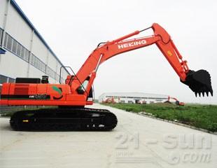 合矿HK450挖掘机图片